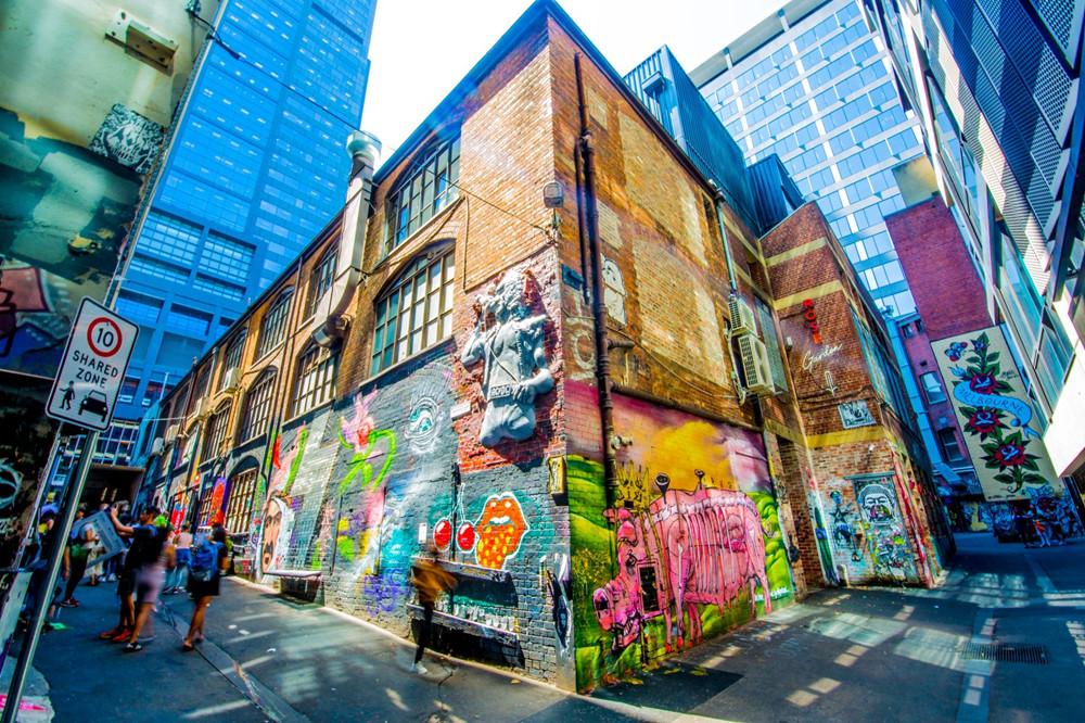 Flinders-Quarter-Augmented-Art-Walk